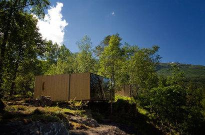 Juvet Hotel Norvegia