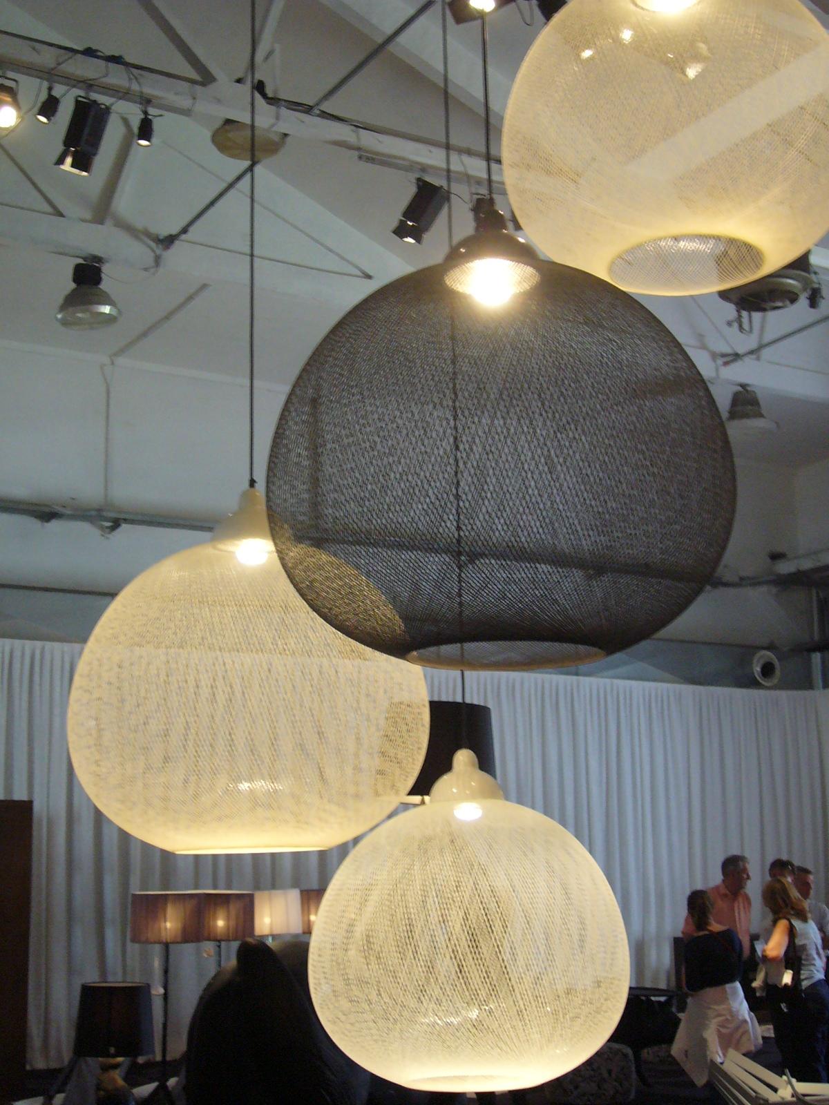 Lampade di stile giapponese for Lampadario arredamento