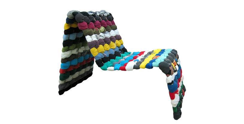 T-shirt chair