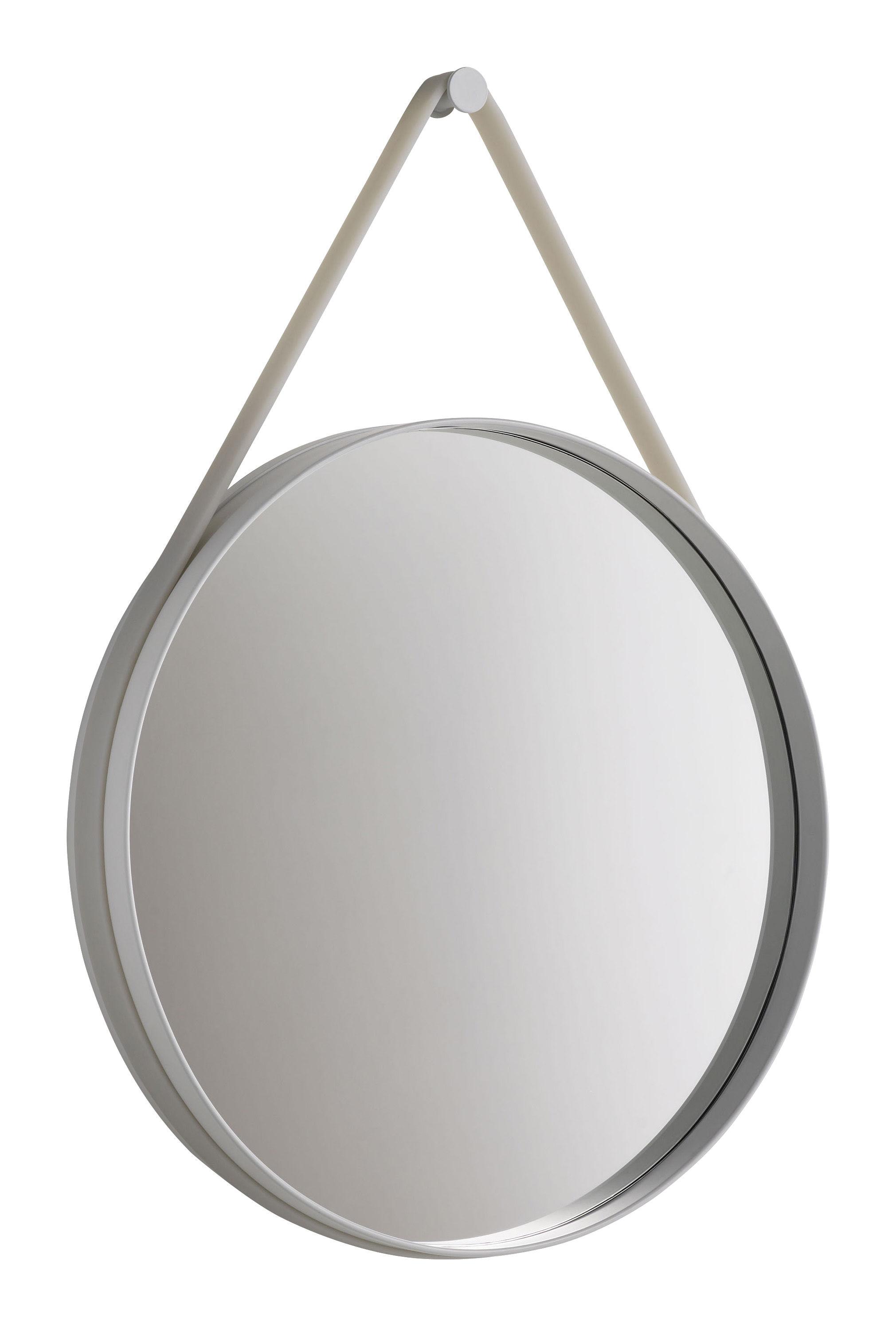 Strap Mirror - Hay
