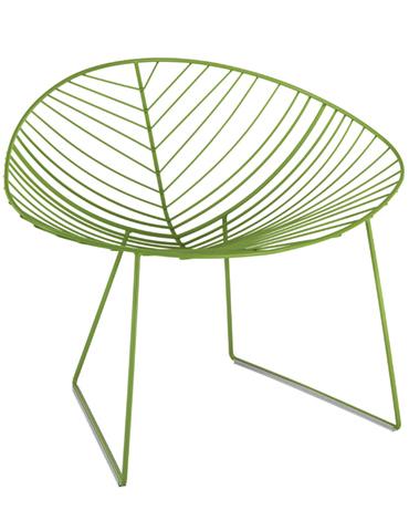 Leaf Slitta Lounge - Arper