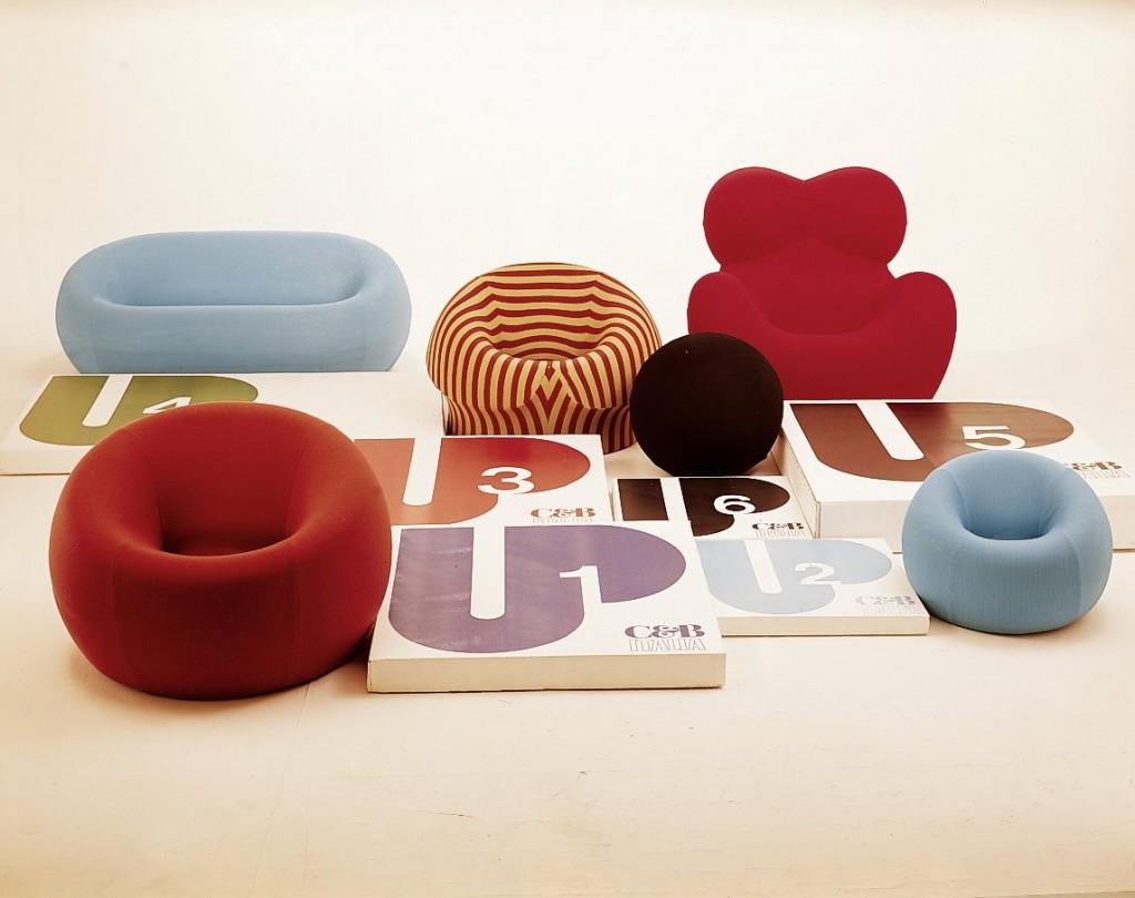 Divani di design italiano for Mobili di design italiano