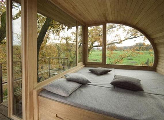 Tree Hotel - tree-house