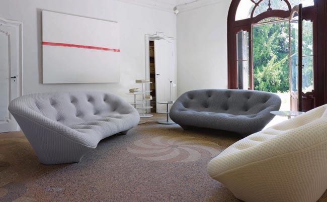 Meritalia archives design lover - Ligne roset canape ploum ...