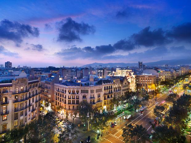 Mandarin Hotel Barcellona
