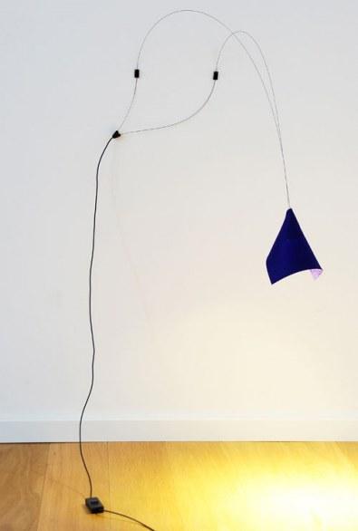 Spring LED Lamp
