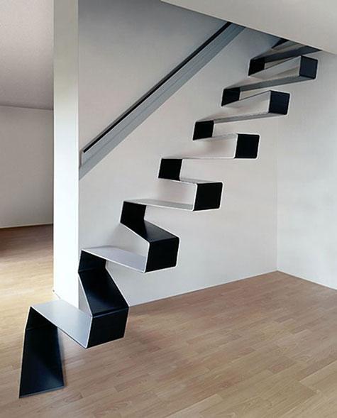 ribbon stair