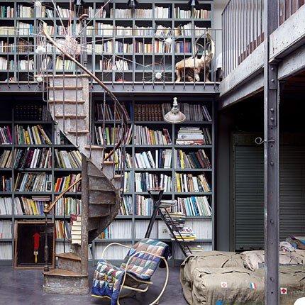 loft eclettico