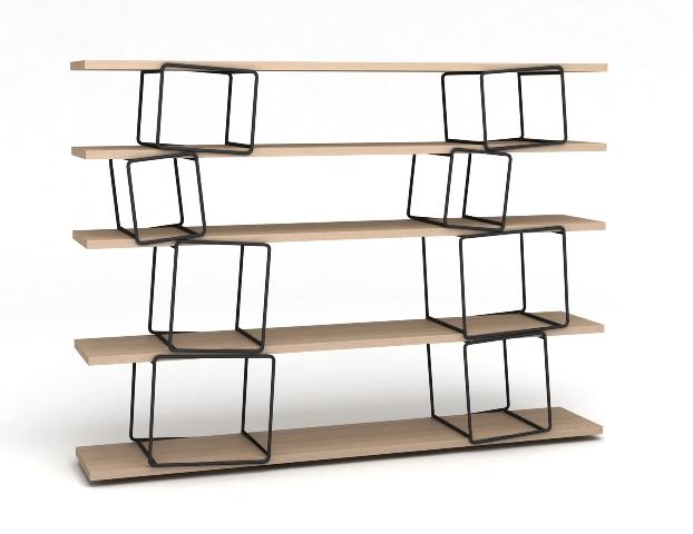 Librerie componibili for Librerie in legno componibili