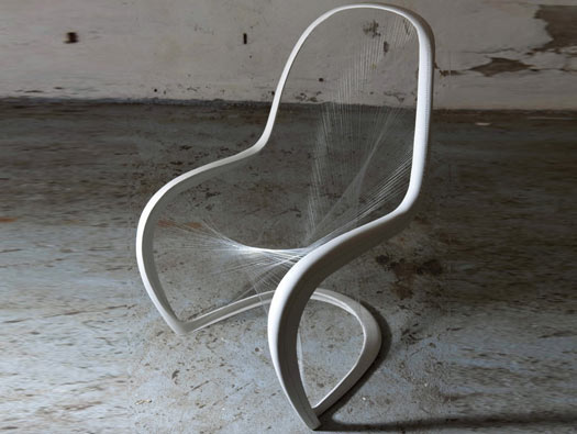 Sedia Panton Trasparente : Panton chair archives design lover