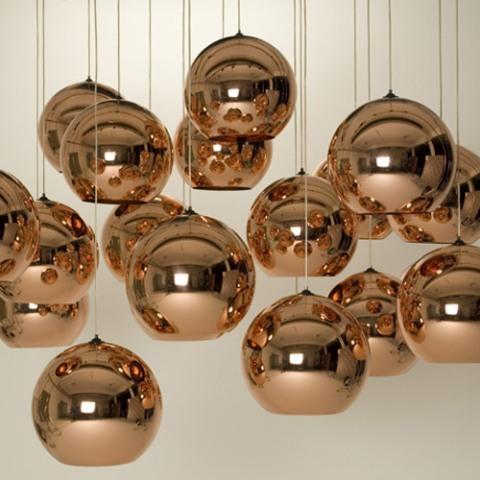 Copper Shade - Tom Dixon
