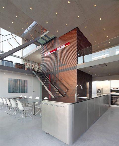 Rieteiland House - Hans van Heeswijk Architects