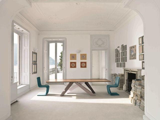 big table - alain gilles per bonaldo