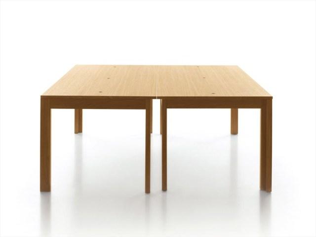 Tavoli trasformabili by de padova e estel - Tavolo de padova quadrato ...
