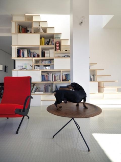 scala con libreria