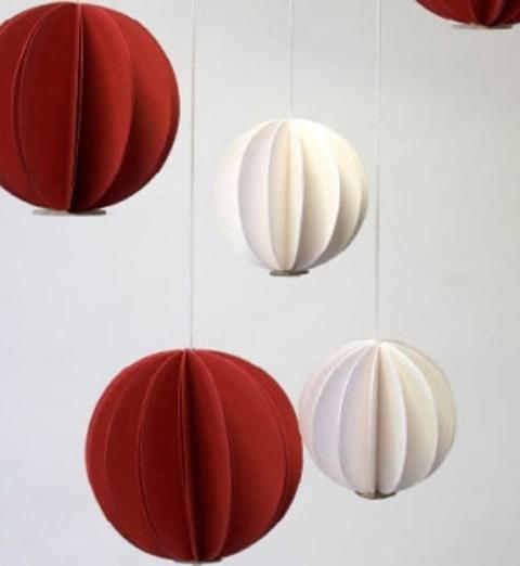 Palline di natale archives design lover - Palline di natale fatte in casa ...
