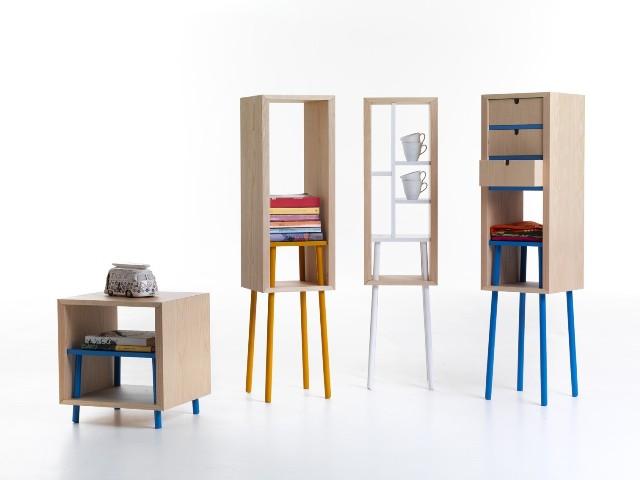 Piccoli mobili con le gambe for Piccoli mobili design