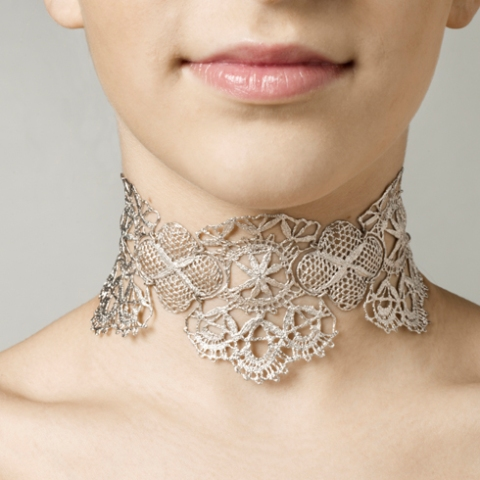 Gioielli brigitte adolph for Designer gioielli