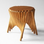 rising side table - Robert van Embricqs