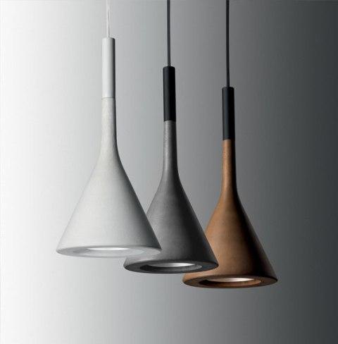 LAMPADE DI... CEMENTO - Design Lover