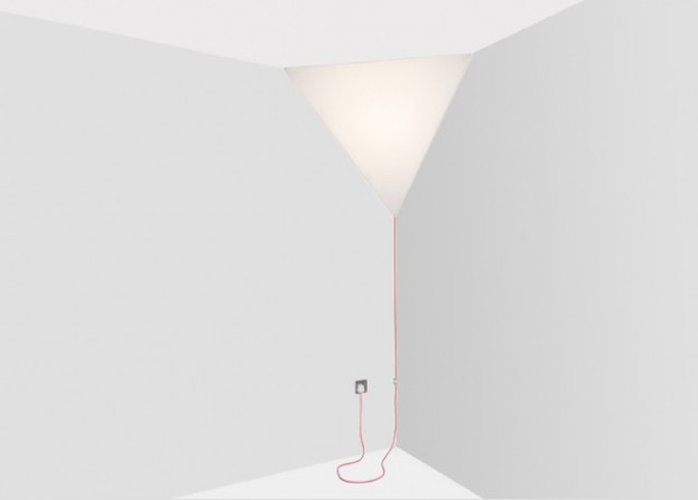 Established Sons Corner Light By Peter Bristol : Lampade luci archives design lover
