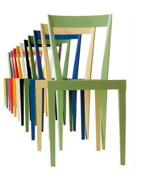 Sedie minimal archives design lover for Sedie design danese