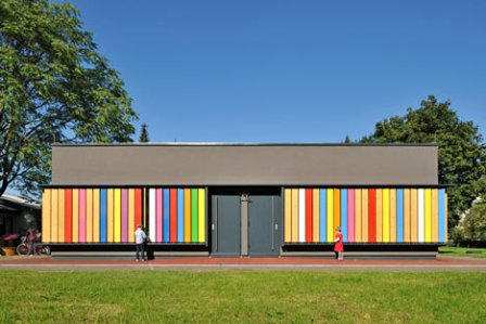 Kindergarten Kekec - Arhitektura Jure Kotnik