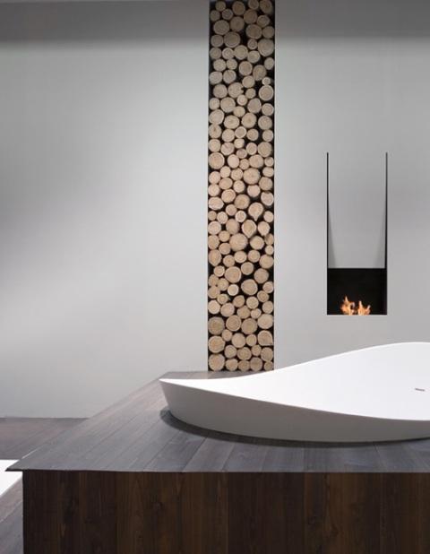 Caminetto archives design lover - Dubai a gennaio si fa il bagno ...