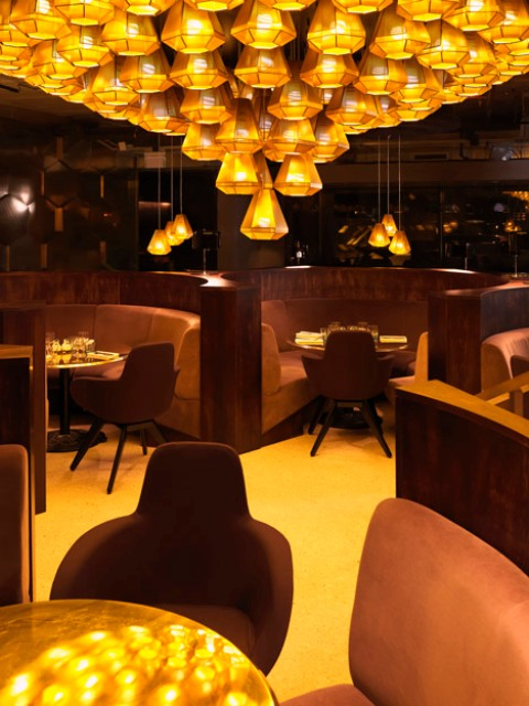 Eclectic Restaurant - Tom Dixon