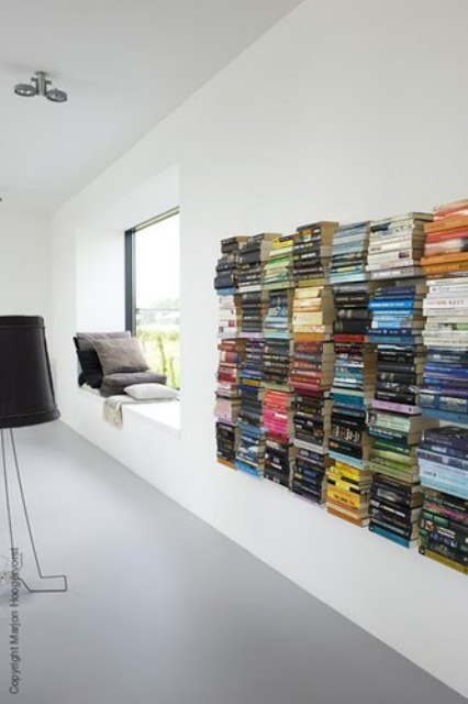 Librerie da muro archives   design lover