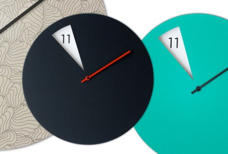 freakish clock - sabrina fossi