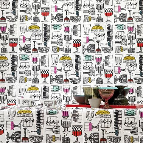WALLPAPER PER LA CUCINA - Design Lover