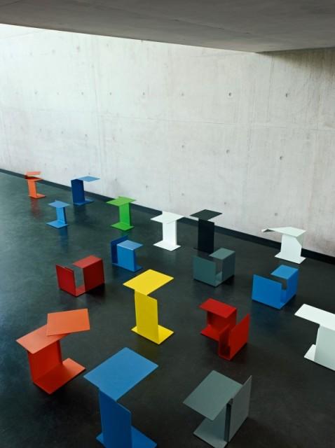 Tavolini in serie - Giulio iacchetti interno italiano ...