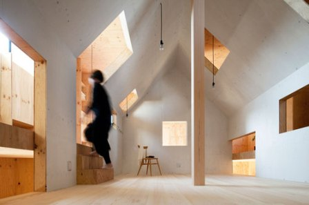 ant house m-A style architects