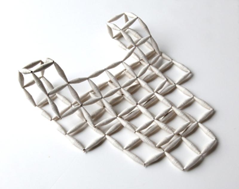 Gioielli di carta di fibre naturali di kiff slemmons for Design di gioielli