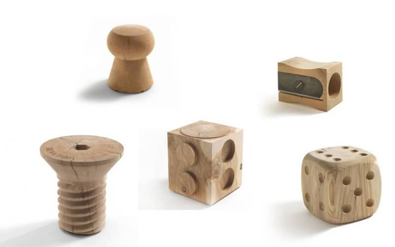 Sgabello In Legno Design : Sgabelli archives design lover