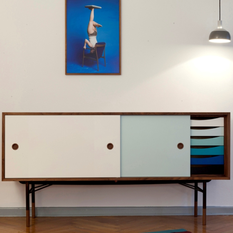 sideboard by Finn Juhl - one collection