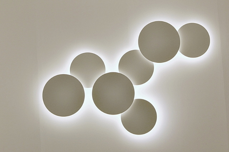 puck wall art - vibia
