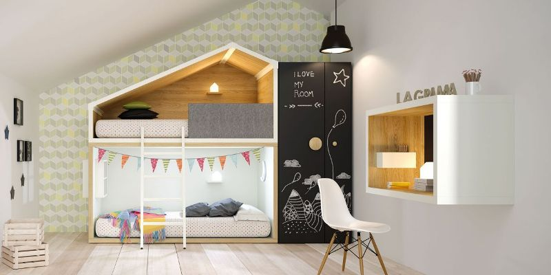 Arredamento camera dei bambini archives design lover The designlover