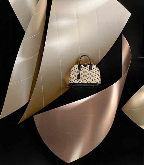 vetrine louis vuitton by frank gehry
