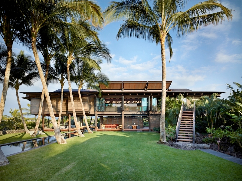 Hawaii Residence - olson kundig architects