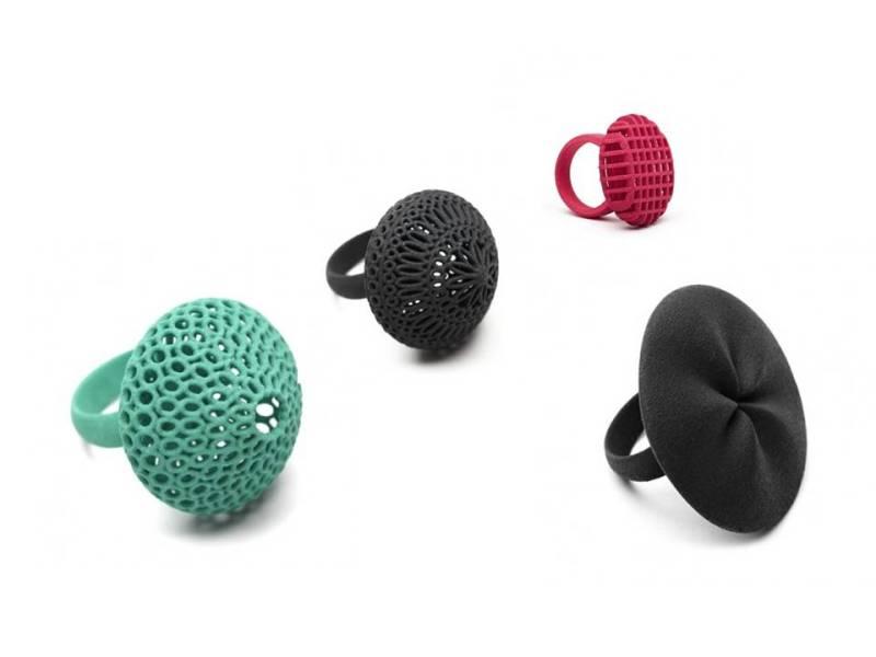 Bijouets gioielli 3d printing for Design gioielli