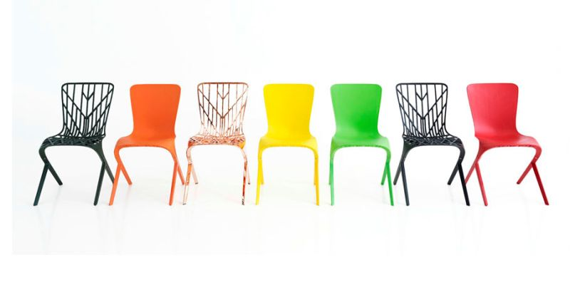 washington skeleton chair - knoll