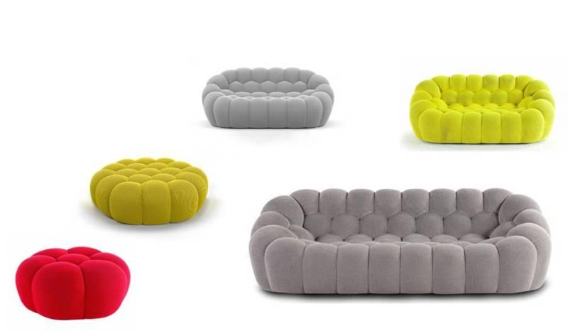 divano bubble di roche bobois. Black Bedroom Furniture Sets. Home Design Ideas