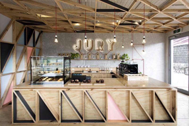 jury café - biasiol design studio