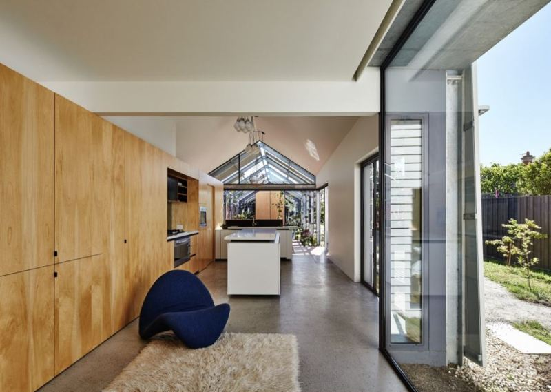 Cut Paw Paw House - Maynard Architects