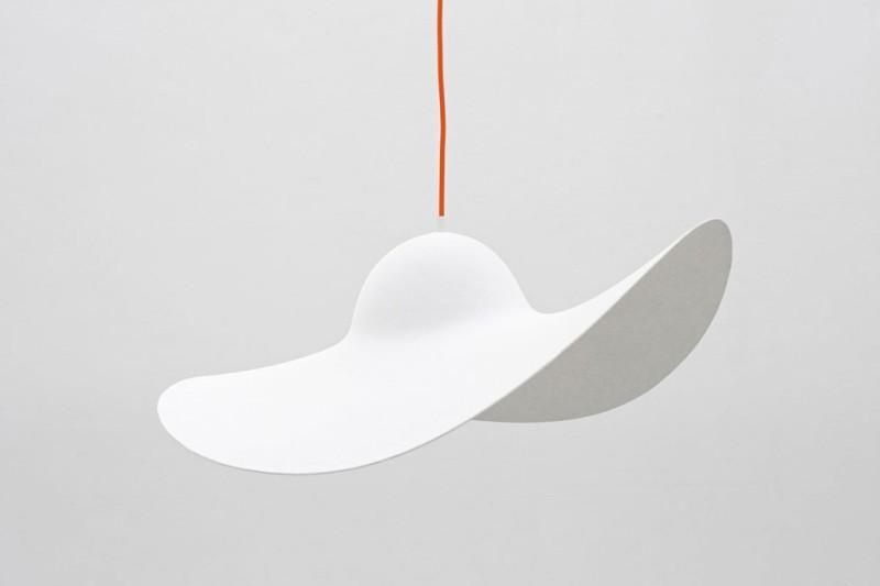 Lampade chapo hat lamp e jeeves e wooster lights - Cappelli per lampade da tavolo ...