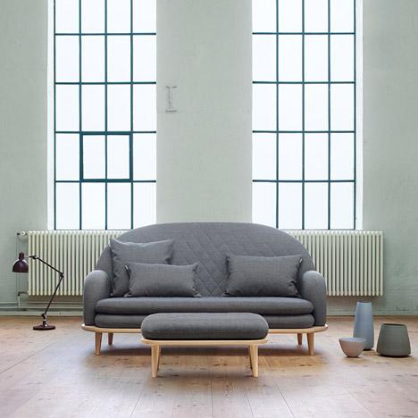 rise sofa - fogia