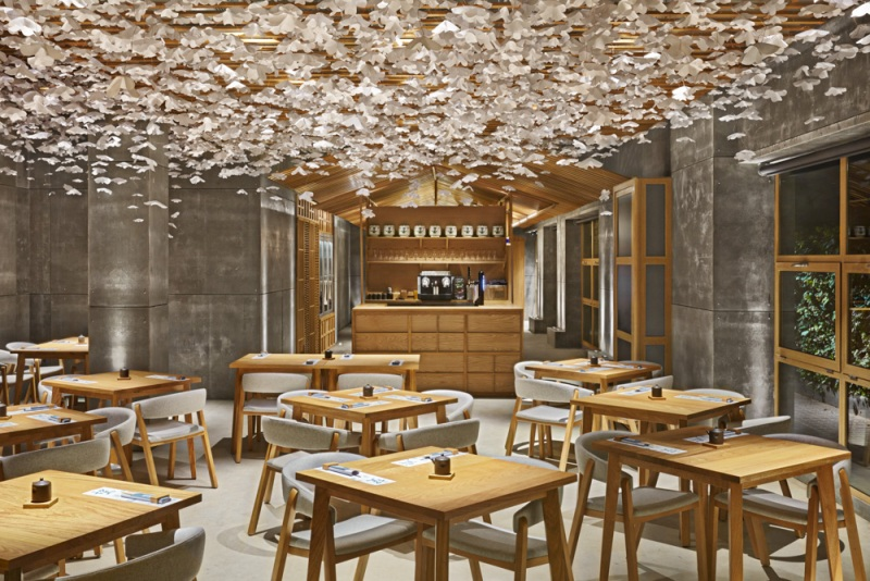 Nozomi Sushi Bar - masquespacio
