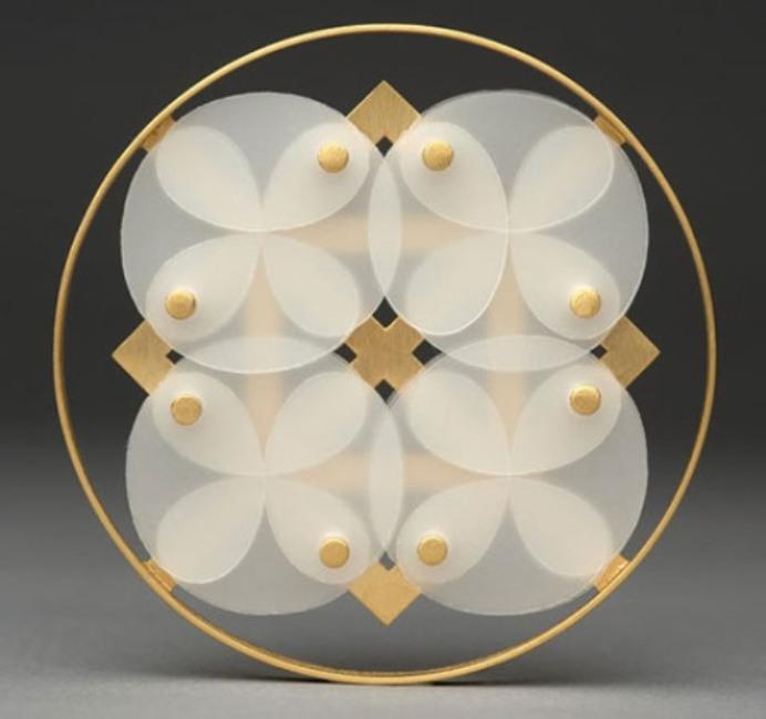 gioielli di Christel van der Laan